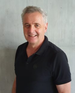 Vorstandsmitglied Hannes Parpan