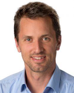 Vereinspräsident Markus Bonderer