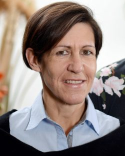 Vorstandsmitglied Nicole Lymann