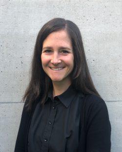 Vorstandsmitglied Sandra Zoller